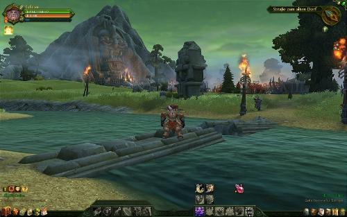 Allods Online Screenshot