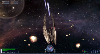 Battlestar Galactica Online Screenshots #2