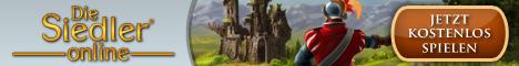 Top Browserspiel: Die Siedler Online (DSO)