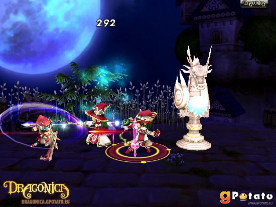 Dragonica Screenshot