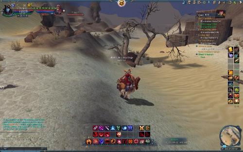 Forsaken World Screenshot