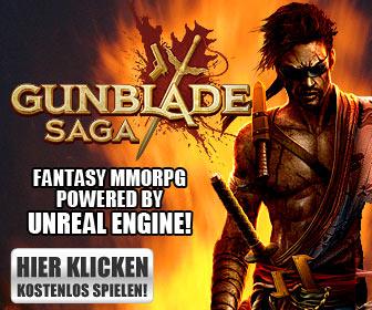 Gunblade Saga jetzt kostenlos spielen!