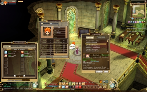 Legend of Edda Screenshot