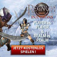 Regnum Online Webseite