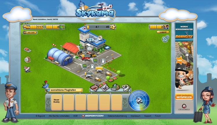 Skyrama Screenshot Gross